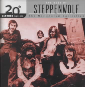 20TH CENTURY MASTERS:MILLENNIUM COLLE BY STEPPENWOLF (CD)